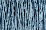 """Sky Blue Hand Stitched Silk Cord 42"""" (SK58)"""