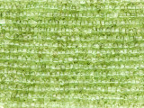 Peridot Irregular Heishi Gemstone Beads 3-4mm (GS4121)