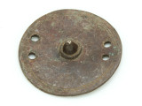 Old Brass Medallion 53mm - Ethiopia (ME450)