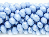 Baby Blue Crystal Glass Beads 10mm (CRY274)