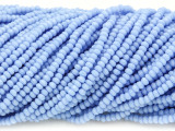 Periwinkle Blue Crystal Glass Beads 2mm (CRY301)