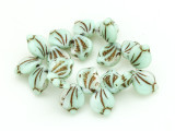 Czech Glass Beads 15mm (CZ1257)