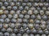 Sesame Jasper Round Gemstone Beads 8mm (GS4269)