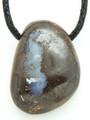 Boulder Opal Pendant 31mm (BOP266)