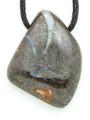 Boulder Opal Pendant 38mm (BOP267)