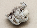 Griffin Ceramic Cork Bottle Pendant 40mm (AP1923)