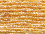 Gold AB Glass Seed Beads - 11/0 (SB161)