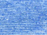 Blue Glass Seed Beads - Bugle (SB214)