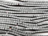 Gunmetal Gray Electroplated Hematite Cube Gemstone Beads 3mm (GS4641)
