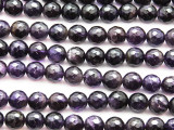 Amethyst Faceted Round Gemstone Beads 8mm (GS4643)