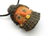 Phoenician Mask Pendant 56mm (CB543)