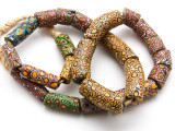 Old Millefiori Trade Beads (MF244)