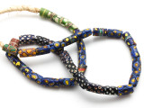 Old Millefiori Trade Beads (MF247)
