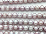 Lavender Potato Pearl Beads 7-9mm (PRL209)