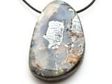 Boulder Opal Pendant 37mm (BOP330)