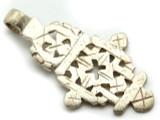 Coptic Cross Pendant - 55mm (CCP692)