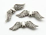Pewter Bead - Wings 23mm (PB854)