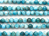 Apatite Round Gemstone Beads 6mm (GS4776)