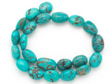Turquoise Nugget Beads 16-21mm (TUR1369)
