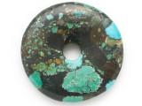 Turquoise Donut Pendant 47mm (TUR1373)
