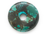 Turquoise Donut Pendant 46mm (TUR1380)
