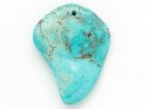 Turquoise Pendant 41mm (TUR1413)