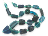 Afghan Ancient Roman Glass Beads (AF1906)