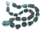Afghan Ancient Roman Glass Beads (AF1907)