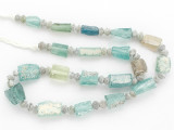 Afghan Ancient Roman Glass Beads (AF1916)