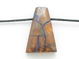 Boulder Opal Pendant 25mm (BOP360)