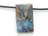 Boulder Opal Pendant 34mm (BOP367)