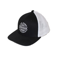 Sex Wax Classic Mesh Back Hat - Black