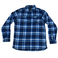 Last Wave Originals Flannel - Blue