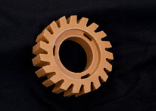 MBX Vinyl Zapper Replacement Wheel