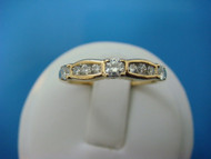 0.40 CT T.W. DIAMOND BAND-RING
