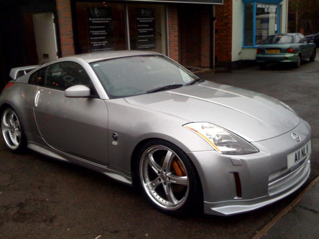 Nissan 350z Z33 Nismo N1 Style Body Kit Meduza Design Ltd
