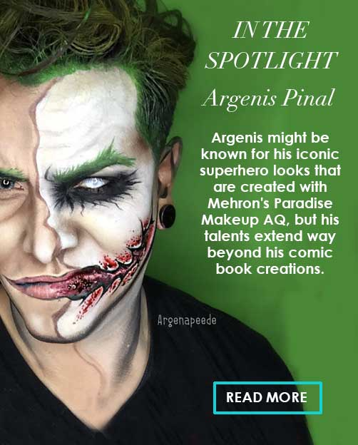 spotlight on Argenis