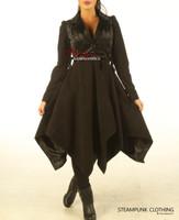 Victorian Steampunk Ladies Coat