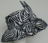 Lovely Ladies Animal Print Hat