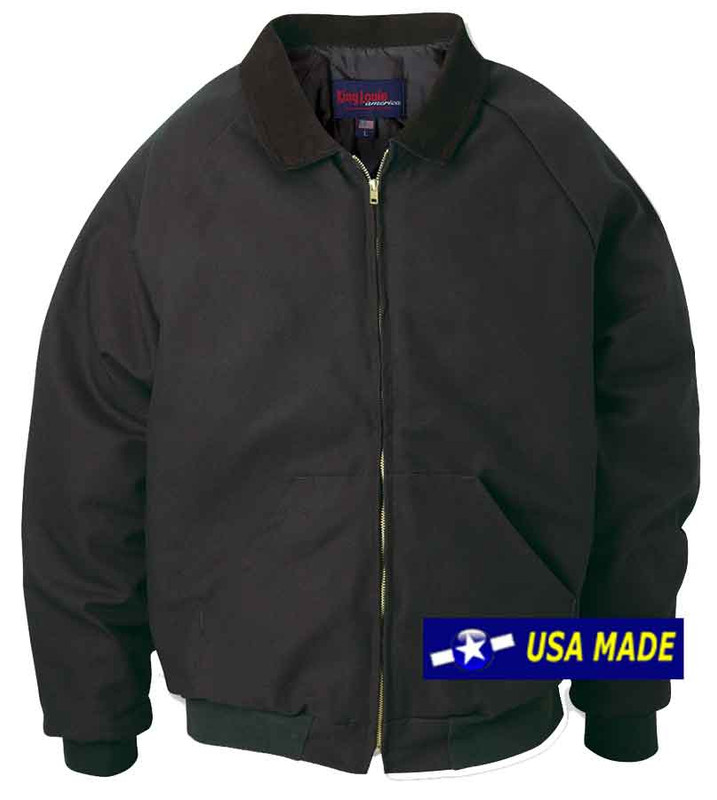 Black Duck work Jacket Quilted Lining