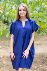 """Sunshine"" Tunic Dress kaftan in Plain and Simple pattern"