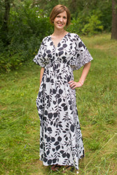 """Timeless"" kaftan in Classic pattern"