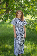 """Divinely Simple"""" kaftan in Classic pattern"""