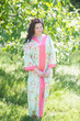 """The Glow Within"" kaftan in Flower Rain pattern"