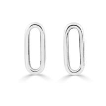 Piper Link Stud Earrings (E4165)