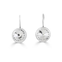 Contraire Crystal Drop Earrings (E4204)