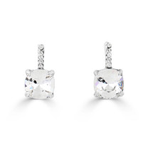 Petite Crystal Premier Drop Earrings (E4207)