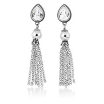 Sabrina Crystal Drop Earrings (E4211)