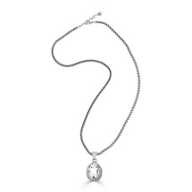 Floral Cascade Necklace (N1942)