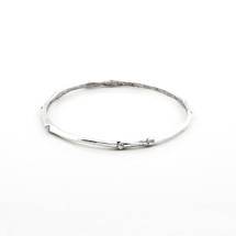 Petite Back to Basics Bangle (B1181)